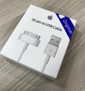 Кабель Apple iPhone 4 / 4S оригинал