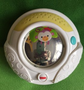 Ночник-проектор Fisher Price
