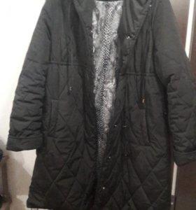 Пальто для беременных осенние-весенние.