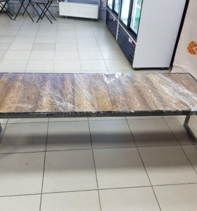 Скамейка в стиле лофт 185 см