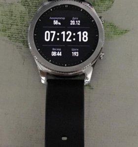 Смарт часы Самсунг Ger s3 классик