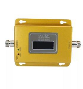Репитер GSM DCS LTE 4G 1800МГц