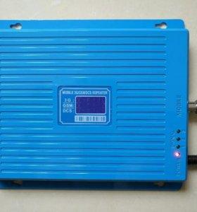 Репитер GSM 3G 4G LTE 900/1800/2100мгц