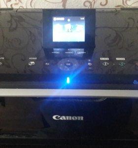 Струйное МФУ Canon Pixma MG5340