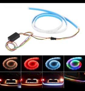 Продам светодиодную подсветку с функцией поворотни