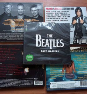 The Beatles, Police, Blackmore's Night, M. Jackson