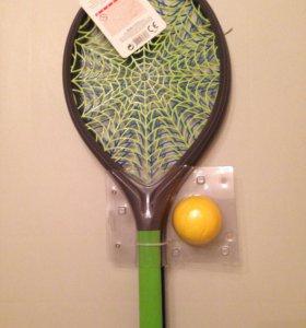 Набор для тенниса ракетки (2шт) с мячом