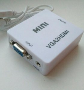 Переходник VGA to HDMI