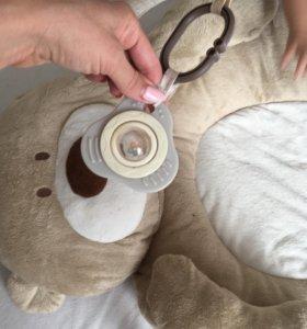 Развивающий коврик «Мишка»