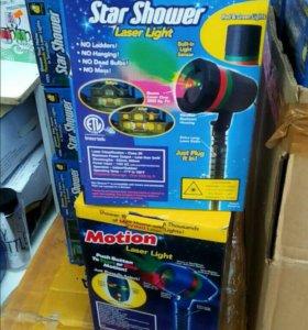 лазерный проектор для оформления