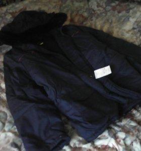Куртка мужская, спецовка