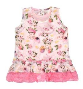 Новая блузка на девочку
