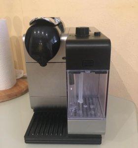 Кофемашина Nespresso Latissima