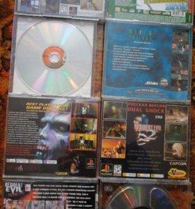 Диски для Sony PS1