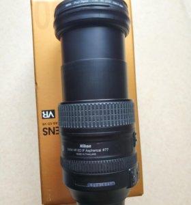 Объектив Nikkor AF-S 28-300, f3,5-5.6 ED VR