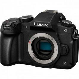 Новый фотоаппарат Panasonic Lumix DMC-G80 Body