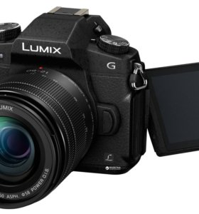 Новый фотоаппарат Panasonic Lumix DMC-G80 Kit