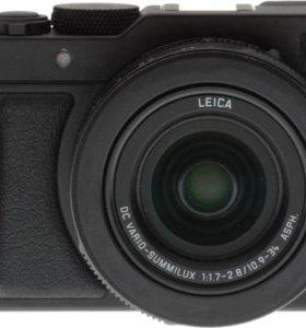 Новый фотоаппарат Panasonic Lumix DMC-LX100
