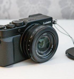 Новый фотоаппарат Panasonic Lumix GH5