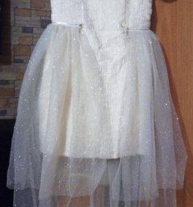 Платье на рост до 164