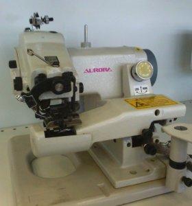Швейная машина подшивочная, потайного стежка А550