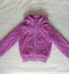Куртка Sela демисезонная, р-р 8 (128 см)