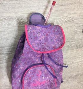 Рюкзак новый для художественной гимнастики
