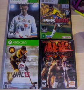 Игры для Xbox-360 LT-3.0