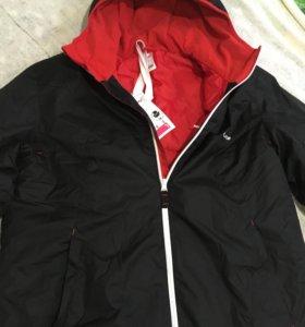 Новая Горнолыжная мужская куртка 48-50