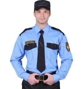 Вакансия охранник