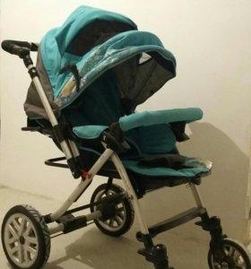 Детская коляска Capella S-803WF Сибирь