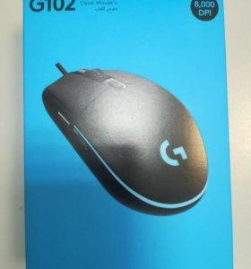 Новая Игровая Мышь Logitech g102