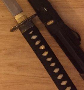 Макет самурайского меча