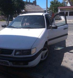 Volkswagen Passat, 1996