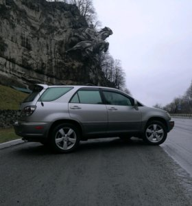 Lexus RX, 2002