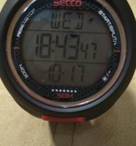 Часы с измерением пульса