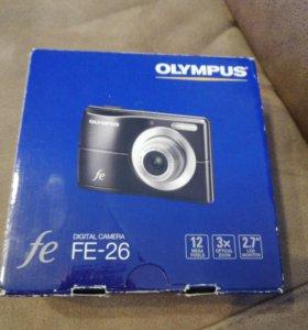 OLimpys FE-26x-21
