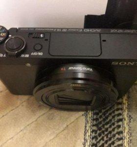 Новый фотоаппарат Sony Cyber-shot DSC-WX500