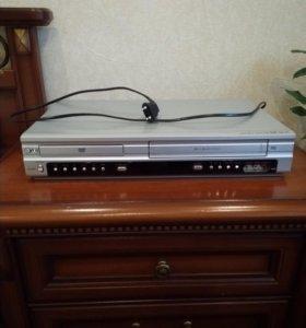 DVD+VHS (LG)