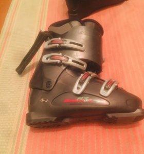 Ботинки 🥾 для горных лыж Nordica B7,размер 42