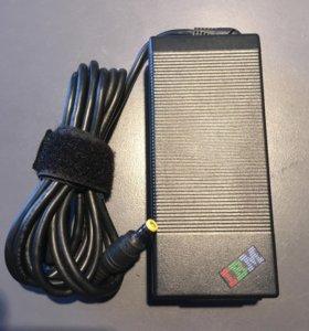 IBM AC Adapter, зарядное устройство для ноутбука
