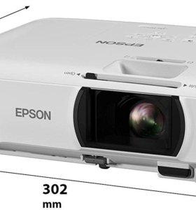 Новый проектор Epson EH-TW610