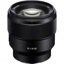 Новый объектив Sony FE 85mm f/1.8 (SEL85F18)