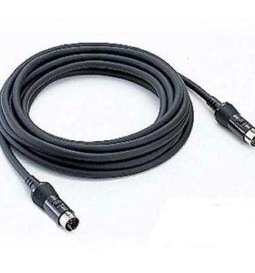 Roland GKC-5 13-Pin MIDI кабель 13-штырьковый, 5 м