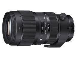 Новый объектив Sigma 50-100mm f/1.8 Art Nikon F
