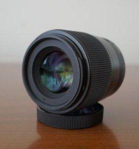 Новый объектив Sigma 30mm f/1.4 DC DN