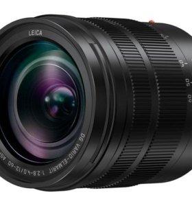 Новый объектив Panasonic 12-60mm