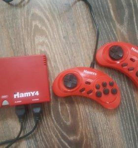 Игровая приставка Hamy 4 sega dendy