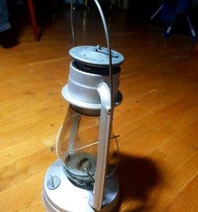 Лампа керосиновая. Новая.