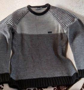 Теплый турецкий свитер
